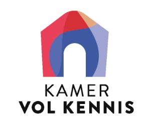 logo kamer vol kennis